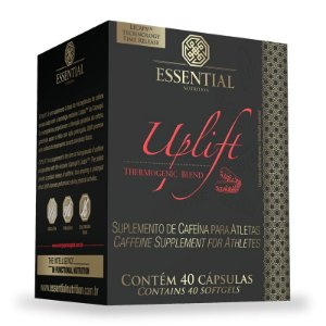 Termogênico UpLift Essential Nutrition 40 Cápsulas
