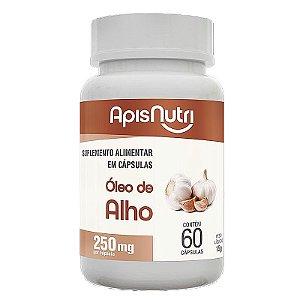 Óleo de alho Apisnutri 60 cápsulas