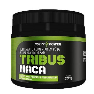 Pós treino Tribus Maca 200g Nutry Power