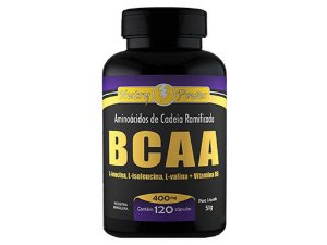 BCAA 4:1 Nutry Power 120 cápsulas