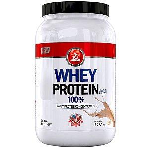 Whey Protein USA Midway 907g Baunilha