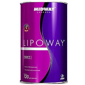 Lipoway Reduce Midway 120 cápsulas