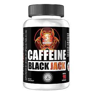Caffeine Black Jack Midway 90 cápsulas