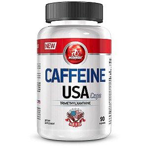 Cafeína USA Midway 90 cápsulas