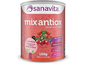 Mix Antiox Bebida Super Frutas Sanavita 150g