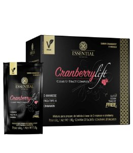 CRANBERRYLIFT Essential Nutrition 20 sachês de 5g