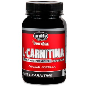 L-Carnitina 1900MG Unilife 120 cápsulas