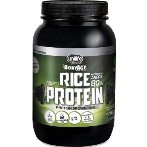 Rice Protein Proteína de Arroz Unilife 1kg Chocolate