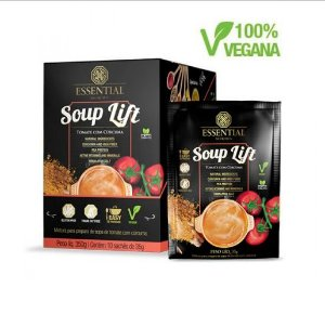 Soup Lift Tomate com Curcuma Essential Nutrition