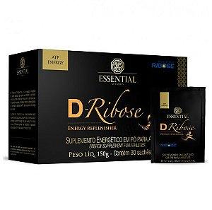 D-Ribose Caixa com 30 Sachês Essential Nutrition