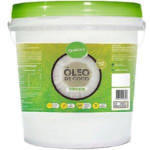 Óleo de coco Virgem Qualicoco 1 litro