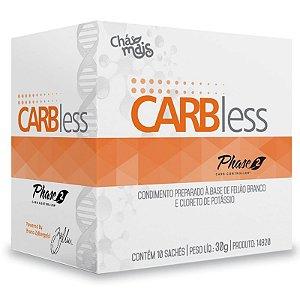 Carbless Phase2 Carb Controller Chá Mais 10 sachês