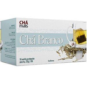 Chá Branco Chá Mais 30 sachês