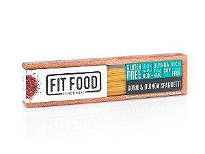 Massa Milho c/ Quinoa s/ Gluten Spaghetti 250g– FIT FOOD
