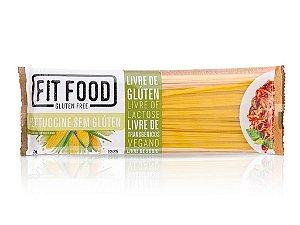 Massa Milho s/ Gluten Fettucine 500g FIT FOOD