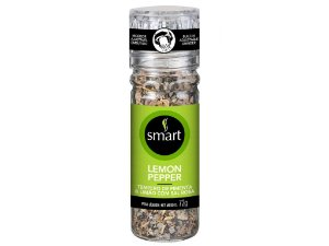 Lemon Pepper com Moedor 72g SMART