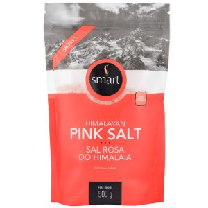Sal Rosa do Himalaia Grosso 500g SMART
