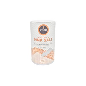 Saleiro Sal Rosa do Himalaia Fino 250g SMART