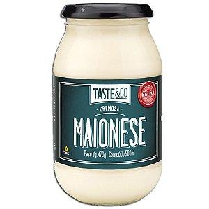 Maionese Classica 470g TASTE & Co