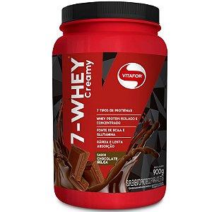 Whey protein 7-Whey Vitafor 900g Chocolate Belga