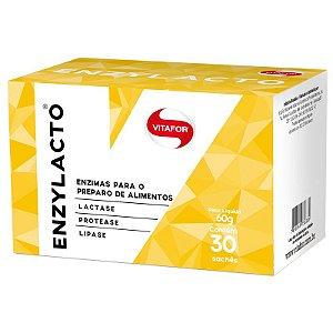 Enzylacto Enzimas Digestivas Vitafor 30 saches