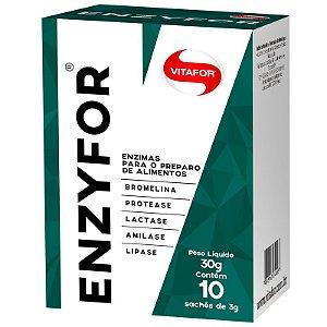 Enzyfor Enzmas Digestivas Vitafor 10 saches