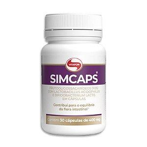 Simcaps Mix de Probióticos Vitafor 30 cápsulas