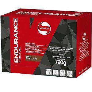 Endurance Gel Carboidrato Vitafor 24 saches Frutas Cítricas