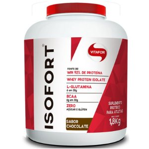 Whey Protein Isofort Vitafor 1800g Chocolate
