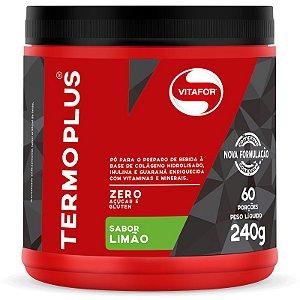 Termo Plus Termogênico Vitafor 240g Limão