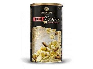 Beef Protein Essential Nutrition Banana com Canela 420g