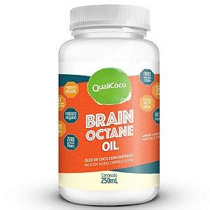 Brain Octane Oil MCT Qualicôco 250 ML
