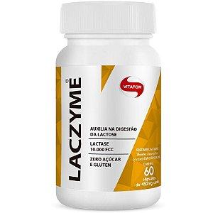 Laczyme Vitafor 60 cápsulas de 450mg