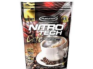 Nitro Tech Café Protein Muscletech 30 Servings Mocha