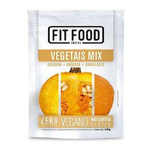 Mix Vegetais Chips Fit Food 40g
