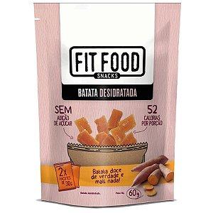 Batata Doce Desidratada Fit Food 60g
