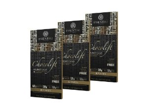 KIT 3 CHOCOLIFT BE UNIQUE ESSENTIAL NUTRITION