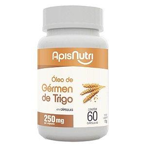 Óleo de Gérmen de Trigo Apisnutri 60 Cápsulas