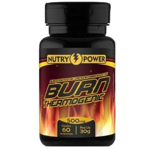 Burn Thermogenic 500mg Apisnutri 60 comprimidos