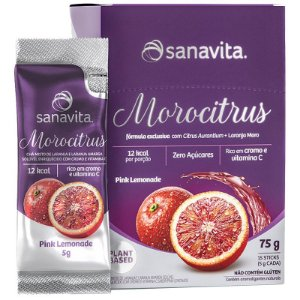Morocitrus Sanavita 15 Sachês