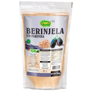 Farinha de Berinjela Unilife 1kg