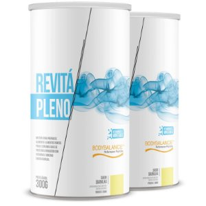 Kit 2 Proteína 20g Revitá Pleno 300g Baunilha