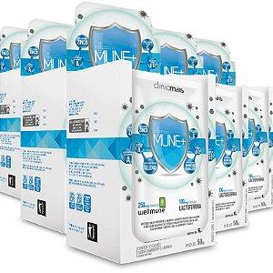 Kit 5 Mune + para imunidade Wellmune Chá mais 10 Sachês