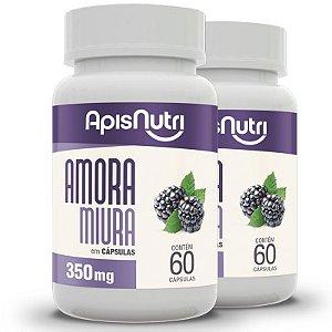 Kit 2 Amora Apisnutri 60 cápsulas
