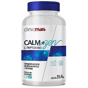 CALM+ZEN L-Triptofano 60 cápsulas Clinicmais