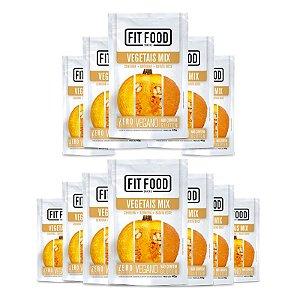 Kit 12 Mix vegetais chips FIT FOOD 40g