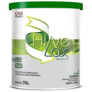 Alive Lax laxante natural a base de fibras Chá mais 250g