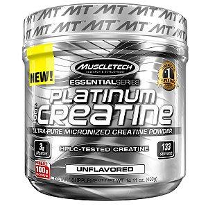 Platinum Creatina 100% pura da Muscletech 400g