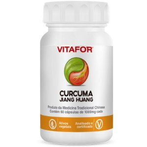 Curcuma 1000mg 60 Softgels 60g MTC Vitafor
