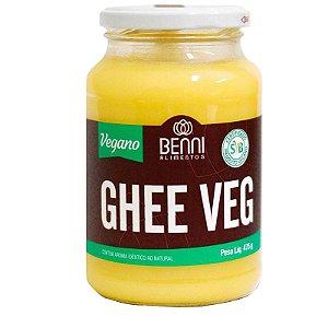 Manteiga Ghee Vegano Benni 475g Tradicional